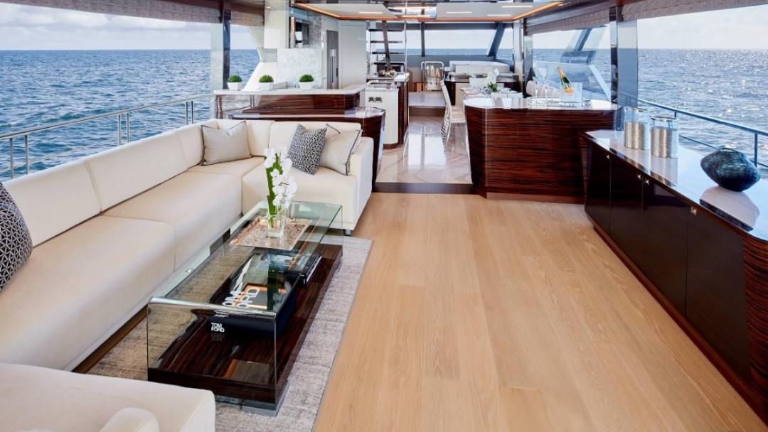 Image 1 for A Look Inside the Ocean Alexander Yacht Range