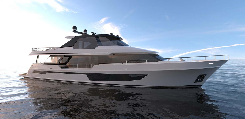 Image 2 for Ocean Alexander Debut Of Three New Models at 2020 FLIBS