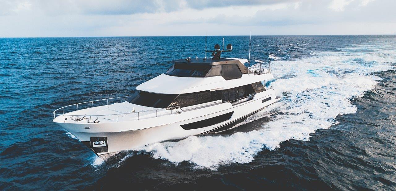 Image 3 for Ocean Alexander Delivers New 32 Meter Legend