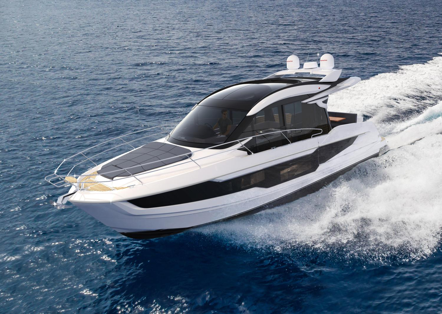 Image 2 for Multi-Award-Winning Galeon Extends Range and Reach