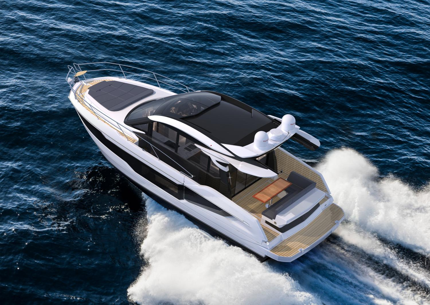 Image 3 for Multi-Award-Winning Galeon Extends Range and Reach