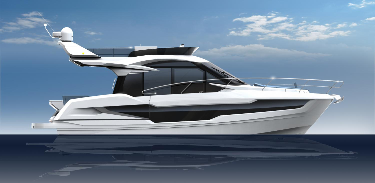 Image 1 for Multi-Award-Winning Galeon Extends Range and Reach