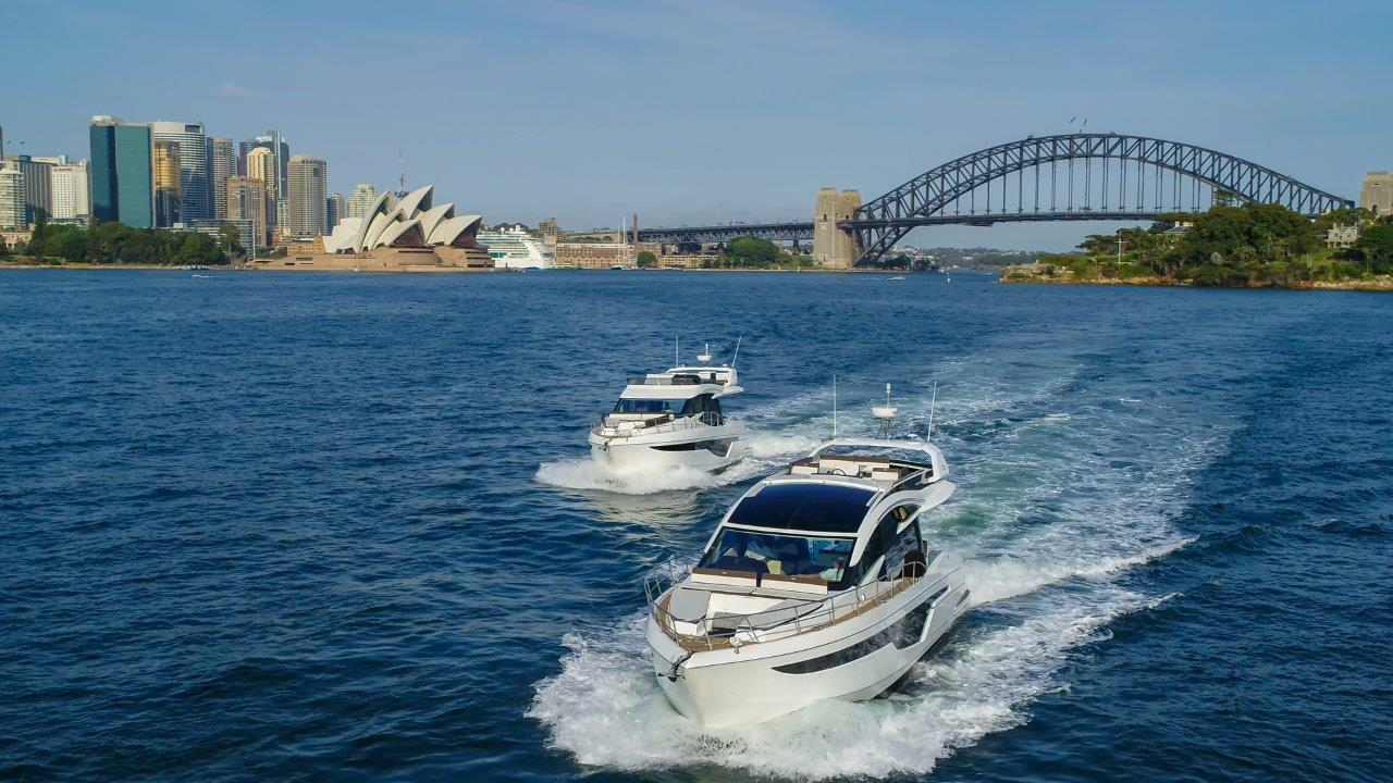 Image 1 for Super Yachts Star in Spectacular Showcase