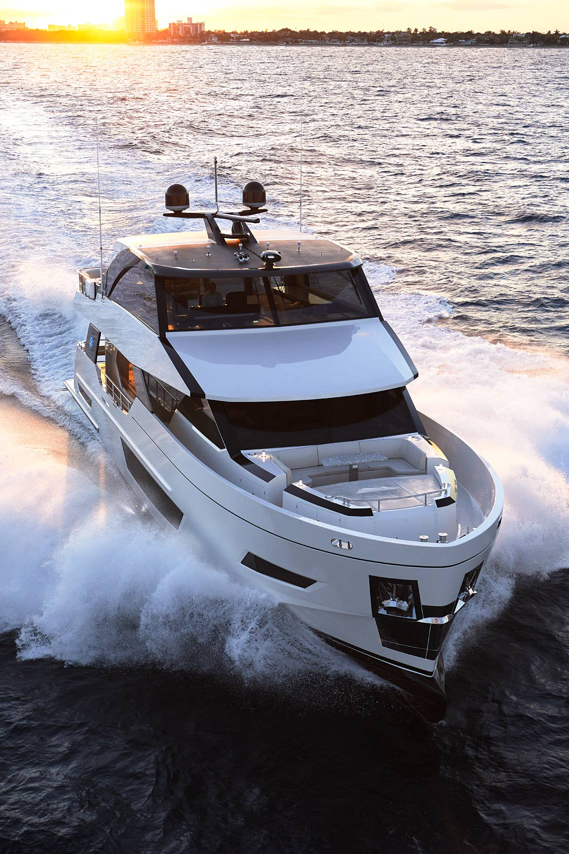 Image 1 for Adaptable Ocean Alexander 26R Meets Every Boating Need