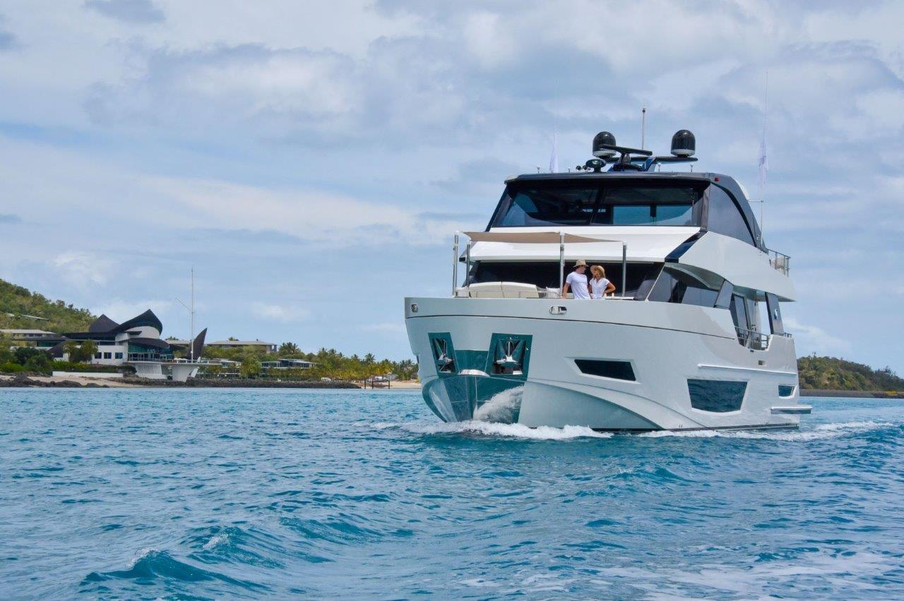 Image 1 for Carla Tooma's Whitsundays Dream Weekend Onboard the Ocean Alexander 26R