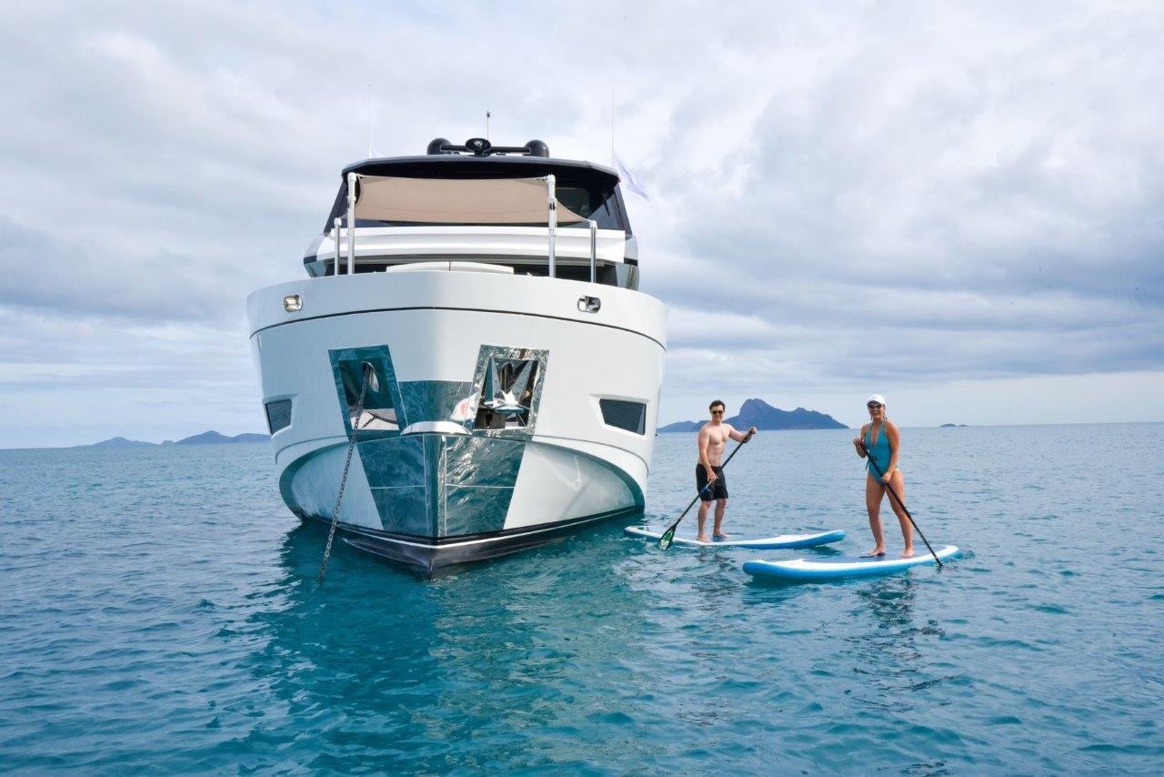 Image 3 for Carla Tooma's Whitsundays Dream Weekend Onboard the Ocean Alexander 26R