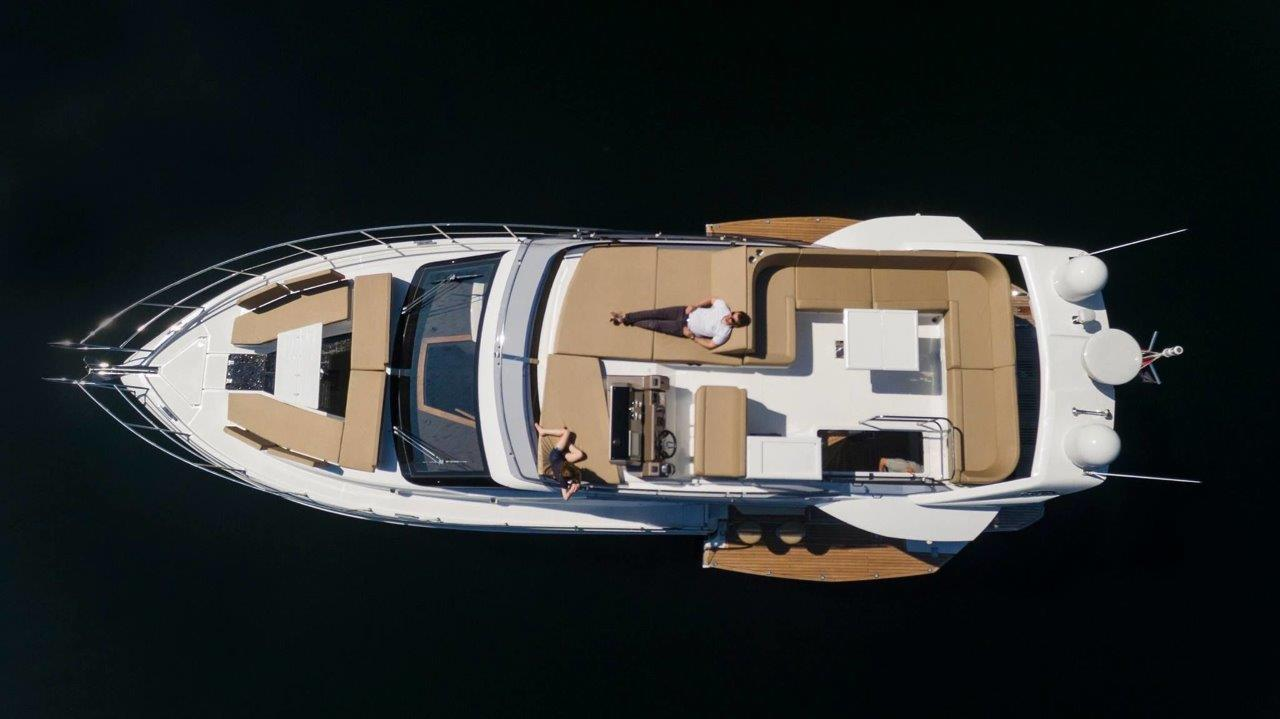 Image 2 for Galeon Boats Chart a Course 'Downunder'
