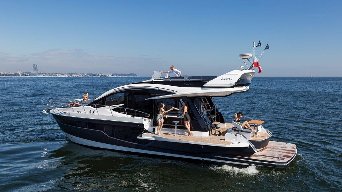 Image 2 for Next Generation Galeon Models at QLD Open Weekends Winter 2020