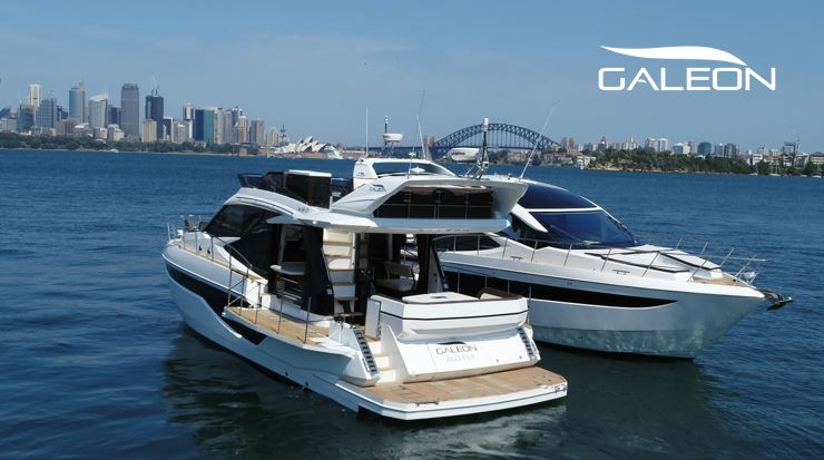 Image 2 for Galeon Yachts to Host Sydney Preview Day prior to SIBS