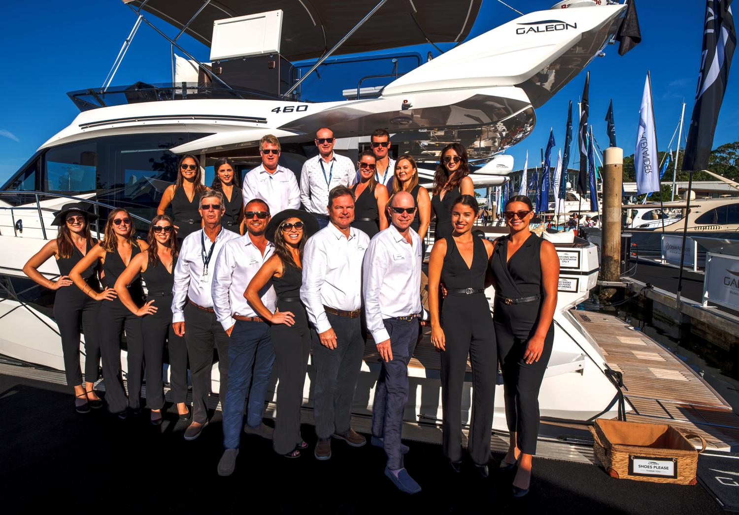 Image 3 for Galeon Yachts to Host Sydney Preview Day prior to SIBS