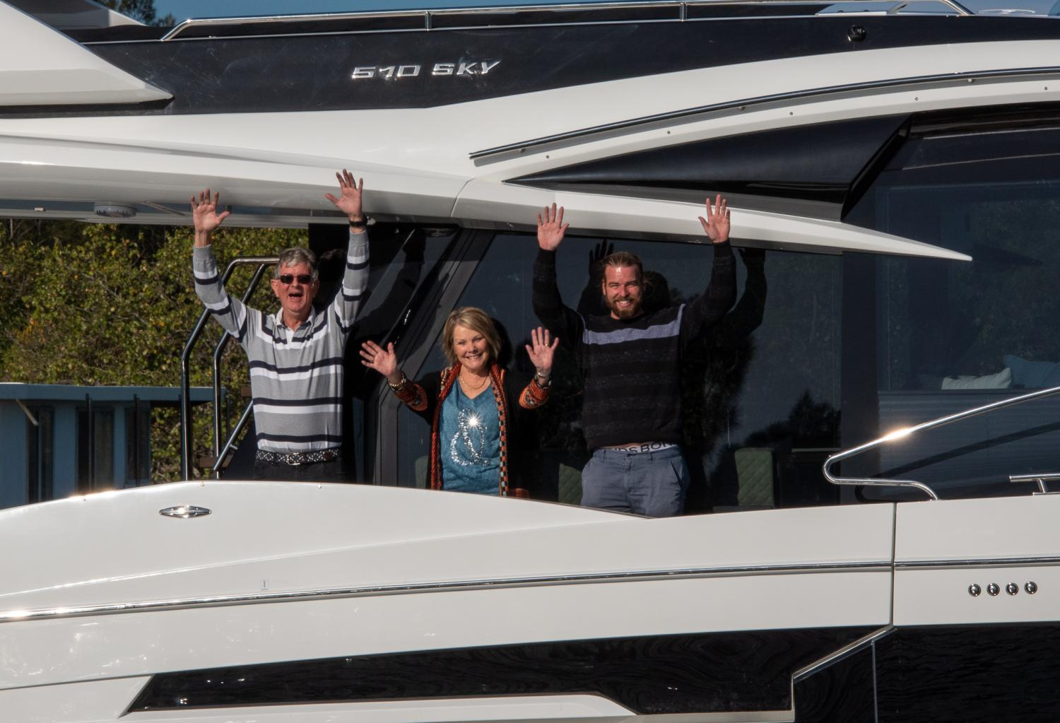 Image 4 for Galeon Yachts new model awarded for design and innovation
