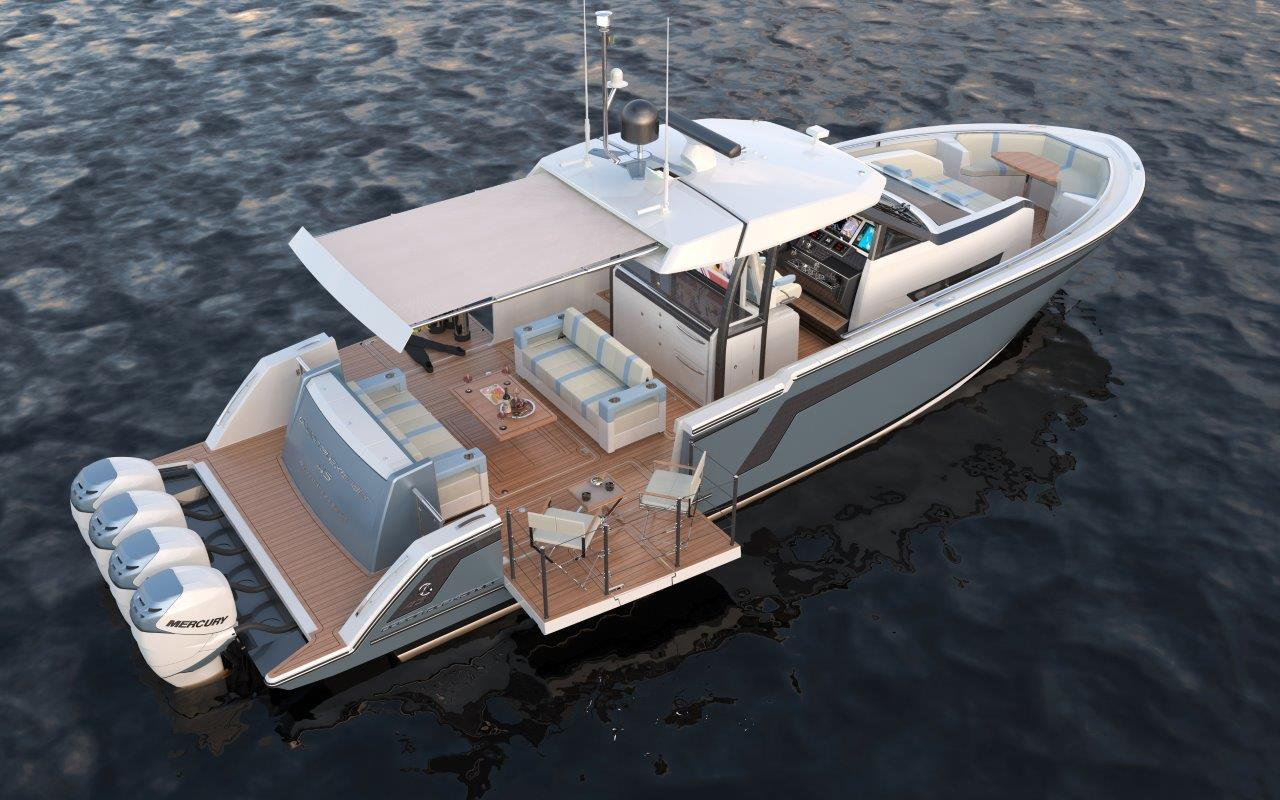 Image 1 for OA 45 Divergence - Compact, Custom Luxury