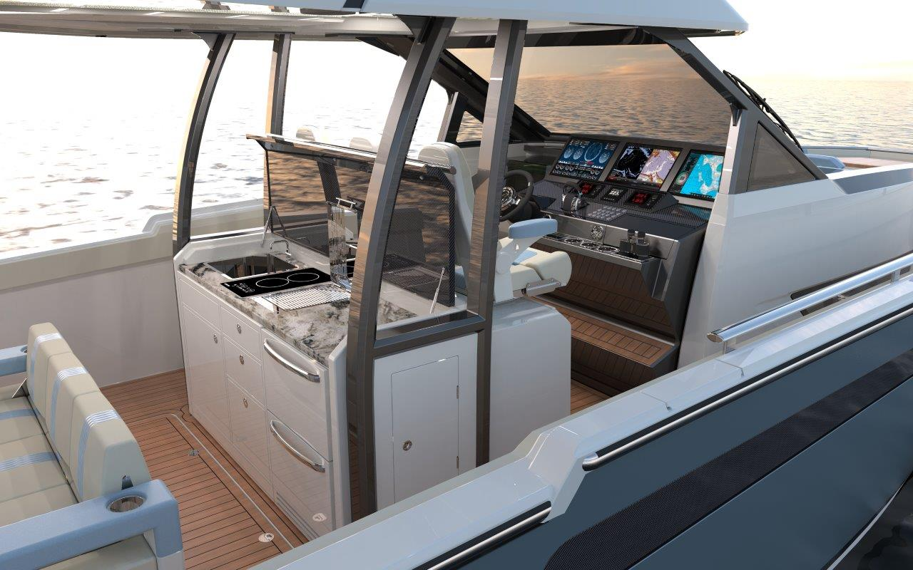 Image 3 for OA 45 Divergence - Compact, Custom Luxury