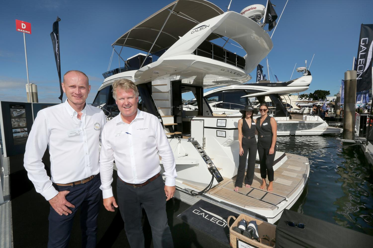 Image 1 for Galeon Yachts to Host Sydney Preview Day prior to SIBS