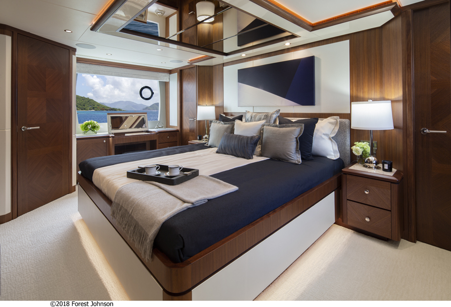Image 5 for Sky-high Appeal for Supremely Social Superyacht