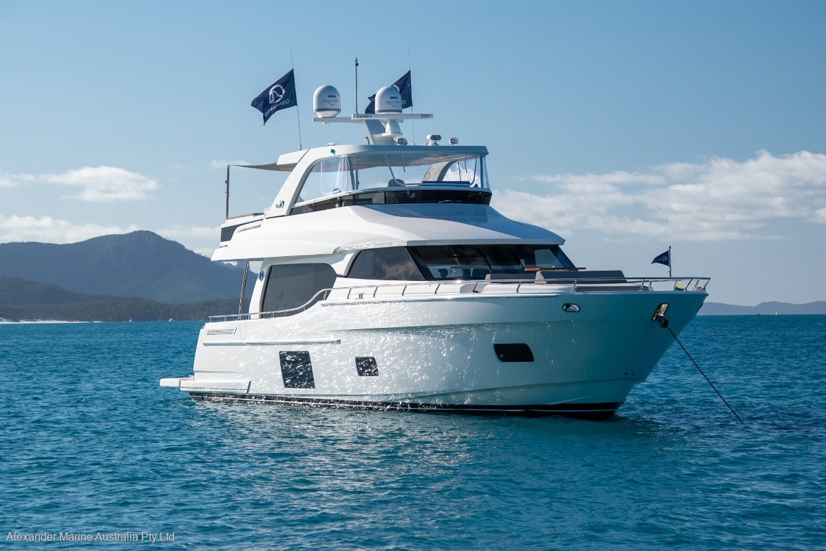 Image 3 for Your Chance To Inspect Ocean Alexander Motor Yachts