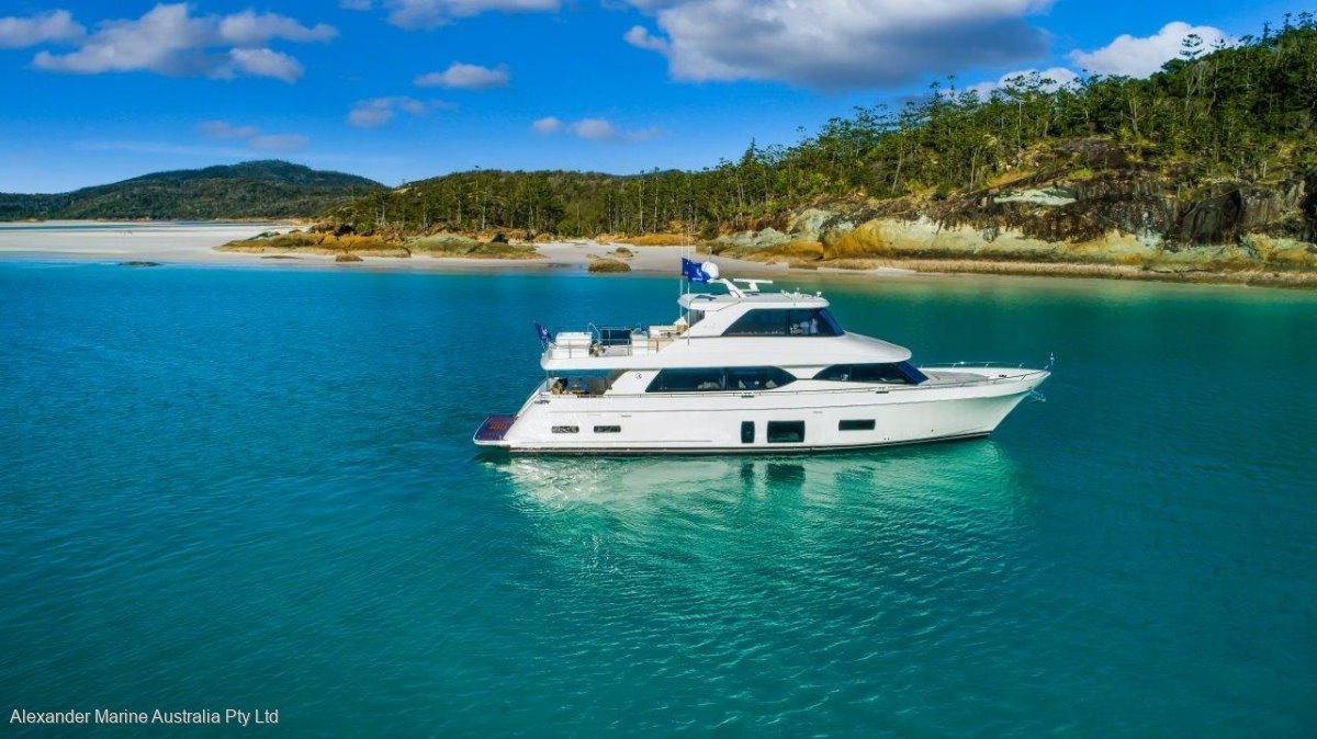 Image 4 for Your Chance To Inspect Ocean Alexander Motor Yachts