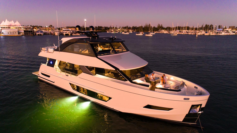 Image 3 for Ocean Alexander Yachts Queensland Open Weekends July 2020