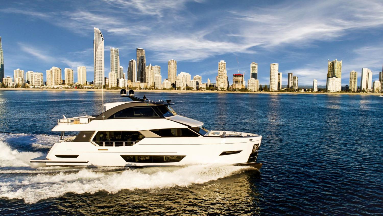 Image 5 for Ocean Alexander Yachts Queensland Open Weekends July 2020