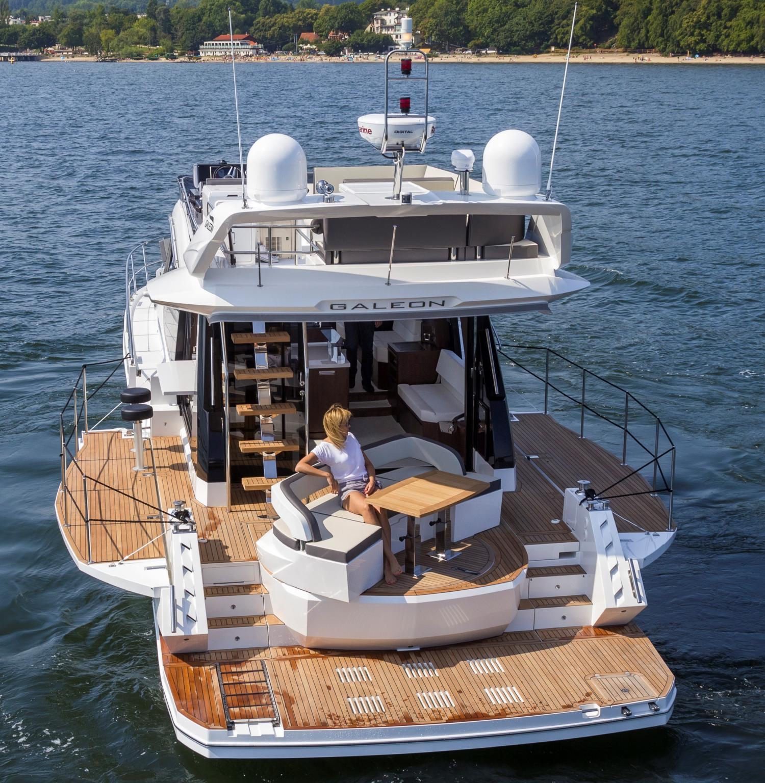 Image 1 for Next Generation Galeon Models Splash Down Under & QLD Open Weekends Winter 2020